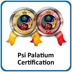 Psi Palatium Healer, Psychic, Reader, and Seer Certifications